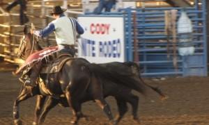 Cody Wyoming Nite Rodeo