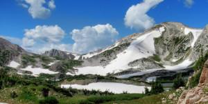 Laramie Wyoming Snowy Range
