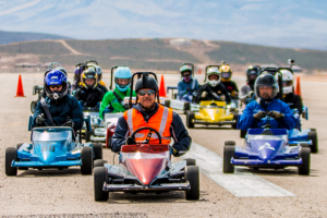 SkyWest Airlines Mini Indy