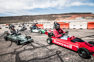 SkyWest Mini Indy 2014
