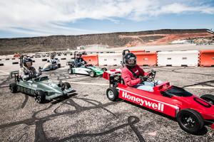 SkyWest Mini Indy 2014