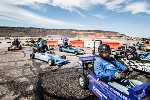SkyWest Mini Indy Race Day