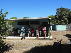 Costa Rica School House