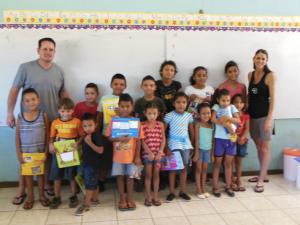 Costa Rica Students
