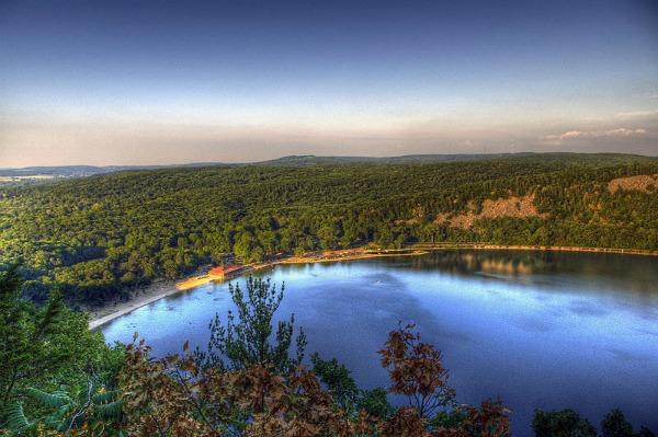 Devils lake a jewel of the prairie skyblog for Devils lake oregon fishing