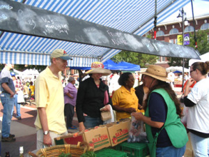 Wichita Old Town Farmers Market