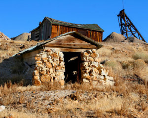 Elko Nevada Gold Mines