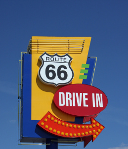 Route 66 Drive in Theater