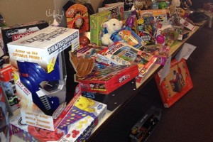 SkyWest Airlines Maintenance Toy Drive 2015