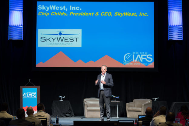 2018-IAFS-SkyWest CEO Chip Childs