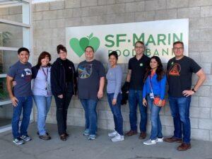 Volunteering in SFO